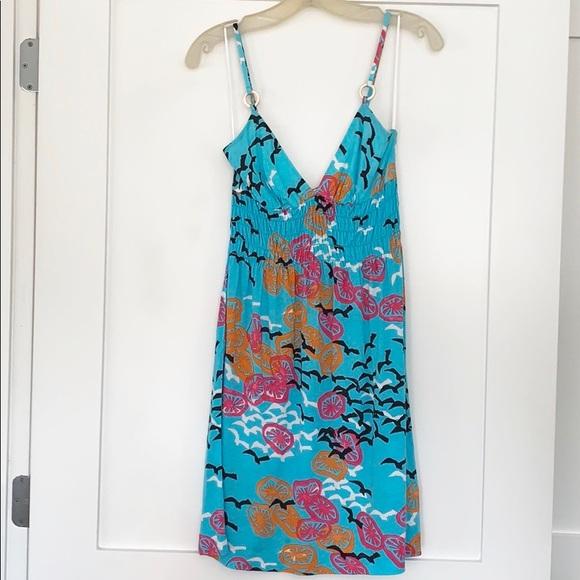 Trina Turk Dresses & Skirts - Trina Turk Size Small Embellished Strap Dress